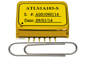 Low Noise Constant Current 1A Laser Driver