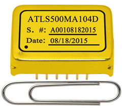 The ATLS_XXX_104 Series Ultra Low Noise  Diode Laser Drivers/Controllers