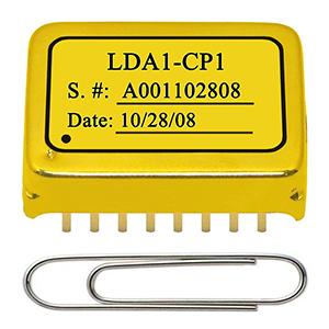 デュアルのモード定電流レーザードライバーLDA1-CP1