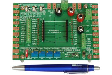 отладочная плата для 10A Лазерный Драйвер / Контроллер ATLD10A5D