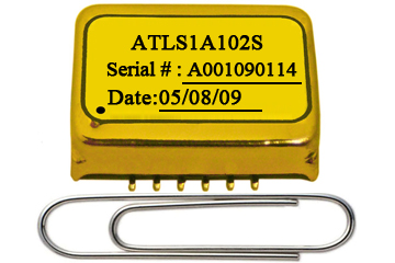 Very Low Noise Diode Laser Controller ATLS1A102