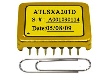 Постоянный ток Лазерный Драйвер ATLSXA201D