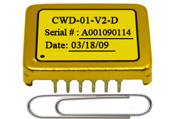 High Efficiency Constant Current Diode Laser Controller CWD-01-V2-D