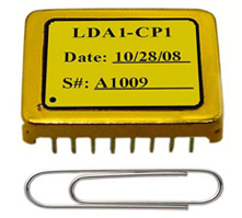 Dual Mode Constant Current and Constant Power Laser Driver LDA1-CP1