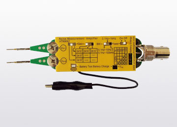 Noise Measurement Amplifier